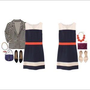 41 Hawthorn Color Block Dress
